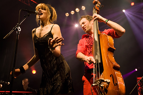 Nouvelle Vague - Caprices Festival - Concert - Photo
