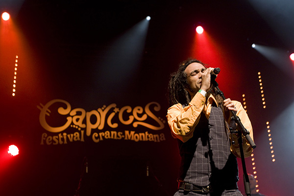Sebastian Sturm - Caprices Festival - Concert - Photo