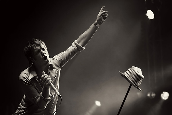 Paolo Nutini - Caprices Festival - Concert - Photo