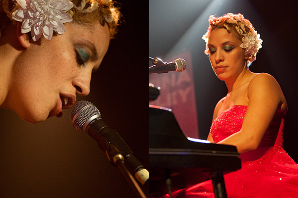 Martina Topley Bird - The Blue God - Fri-Son - Concert - Photo