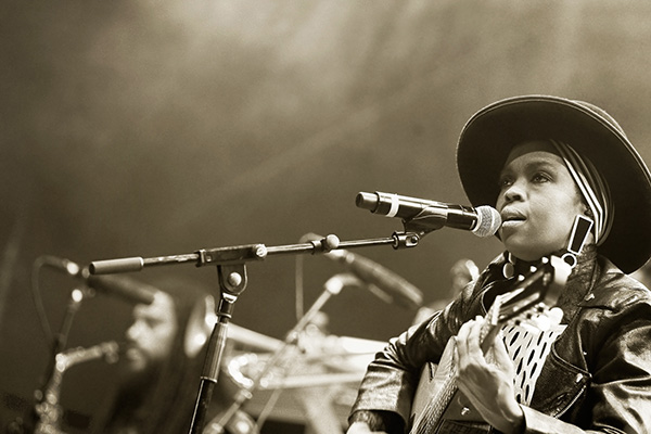 Lauryn Hill - Estivale - Photo concert