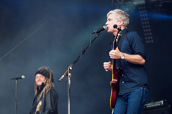 Nada Surf - Estivale - Photo concert