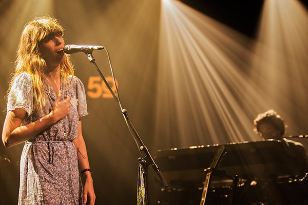 Lou Doillon - Montreux Jazz Festival - Photo concert