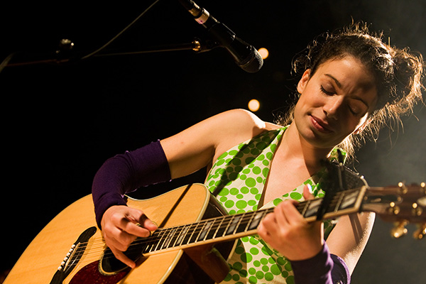 Yael Naim - Fri-Son - Concert - Photo
